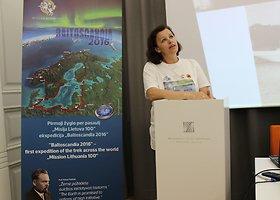 """""""Baltoscandia 2016"""" – žygis skirtas Lietuvai ir Pasaulio lietuviams"""