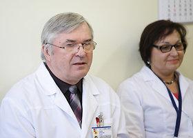 Kauno klinikose atlikta unikali kraujo perpylimo procedūra