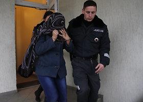 Kūdikį į šulinį įmetusi motina Marijampolės teisme