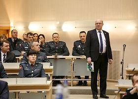 Ataskaitinis Kauno apskrities policijos susitikimas