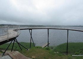 """""""Tarp Zalvio ir Zalvės"""" – dviračių trasa Sartų regioniniame parke"""
