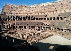 Romos koliziejus 2016 m. rudenį