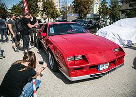 """Prabangių automobilių paroda """"LTUAUTO Car Show"""""""