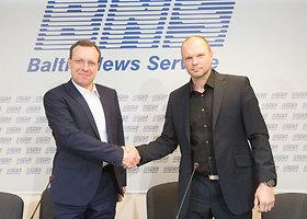 Pristatyta Antikorupcinė Kristupo Krivicko ir Naglio Puteikio koalicija