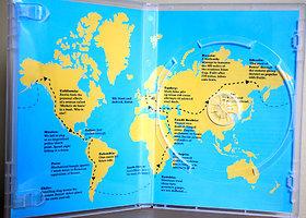 Austino Vince'o kelionė aplink pasaulį