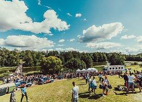 """Prasidėjo festivalis """"Radistai Village'16"""""""
