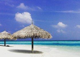 Vaidos Skaisgirės atostogų Maldyvuose akimirkos