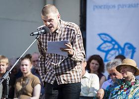 Baigiamasis penkiasdešimt antrojo tarptautinio poezijos festivalio Poezijos pavasaris vakaras