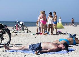 Misija – nepavargti atostogaujant Palangoje: kokį paplūdimį rinktis?