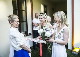 Vilniuje šventiškai paminėtas grožio namų gimtadienis