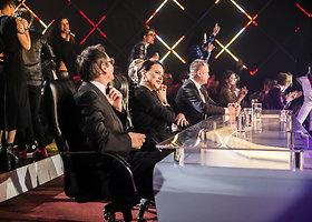 """""""X Faktoriaus"""" finale – trijų atlikėjų kova dėl pergalės"""