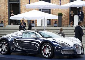 """Derricko Rose'o automobilis – """"Bugatti Veyron"""""""