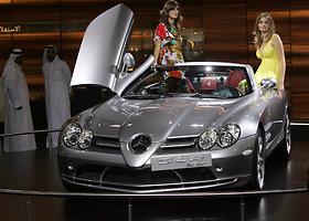 """""""Mercedes Benz SLRMclaren"""""""