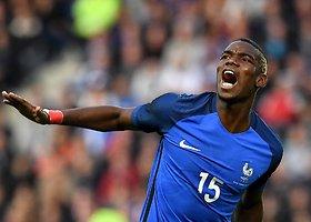Prancūzijos rinktinė nugalėjo Kamerūną