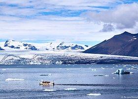 Lediniai-ugniniai gamtos pokštai Islandijoje