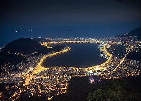 Naktinis Rio De Žaneiras
