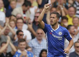 """Trečioji iš eilės """"Chelsea"""" pergalė"""