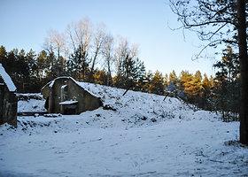 Miško brolių buveinė apleistoje branduolinių raketų bazėje Kopūstėliuose