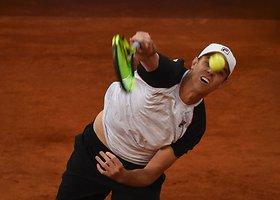 """Mutua Madrid Open"": Rafaelis Nadalis – Samas Querrey"
