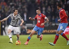 """""""Serie A"""": Turino """"Juventus"""" – """"SSC Napoli"""""""