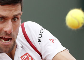 """Antrasis """"Roland Garros"""" etapas: Novakas Džokovičius – Steve'as Darcisas"""