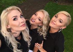 """Neringa Šiaudikytė prisijungė prie grupės """"Pop ladies"""""""