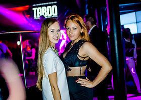 "Karštas vakarėlis klube ""Taboo"""