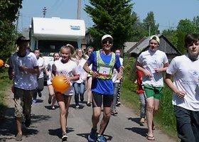 Bėgimas per Lietuvos mokyklas: 17 diena