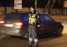 Lietuvos kelių policijos tarnybos reidas Panevėžyje