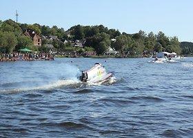 F2 Grand Prix finalinis plaukimas Zarasuose