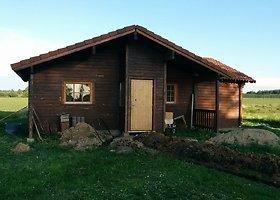 Domeikiuose benamiai randa naujus namus
