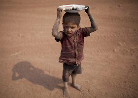 Bangladeše pavojingomis sąlygomis dirba apie 30 proc. vaikų ir paauglių