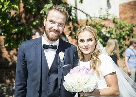 Martyno Gecevičiaus ir Linos Stančiūtės vestuvės