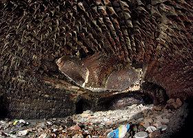 Zverevo fortas Rusijoje, kur per laikomo cheminio ginklo gaisrą išsilydė net plytos