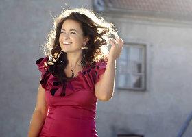 Evelina Sašenko švenčia 29-ąjį gimtadienį