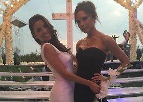 Evos Longorios ir Jose Antonio Bastono vestuvės