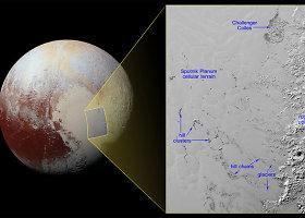 Plutono ledas
