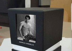 """Andriaus Kandelio vardiniai kvepalai """"Paso Doble"""""""