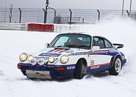 """Legendinis """"Porsche 911 SC RS"""""""
