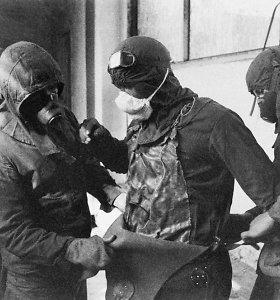 """Černobylio katastrofos sąmokslo teorija: paslaptingi radijo signalai, deganti žolė ir """"Genys"""""""