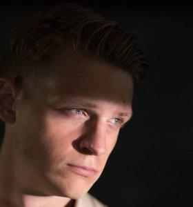 Daumantas Liekis:Je suis musė-parazitė