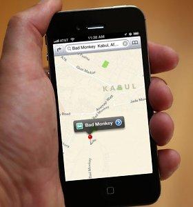 """""""Apple"""" jau 2,5 mln. kartų taisė """"Apple Maps"""""""
