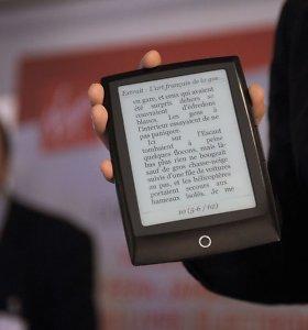 Kinijoje sparčiai populiarėja elektroninės knygos