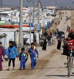 Konfliktas Sirijoje: galingiausios pasaulio valstybės susitarė nutraukti karo veiksmus