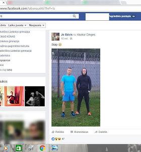 """Kalėjime lyg namuose: už nužudymą kalintis radviliškietis – dažnas """"Facebook"""" svečias"""