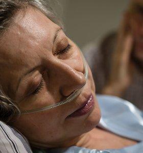 Daryk, ką nori: pneumokokinis meningitas pasiglemžia jaunus, tvirtus, niekad nesirgusius