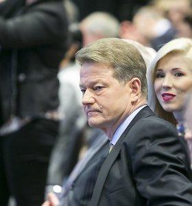 Seimui Konstituciniame Teisme atstovaus Rolando Pakso advokatas