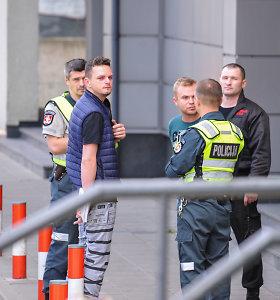 Ruslanas Kirilkinas Vilniaus kazino įsivėlė į konfliktą: iškviesta policija