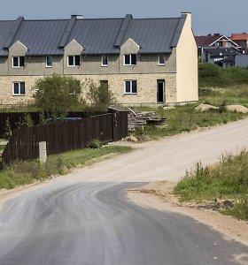 Asfalto lopas tarp žvyrkelių – taip Vilniaus miesto ir rajono savivaldybės tvarko gatves