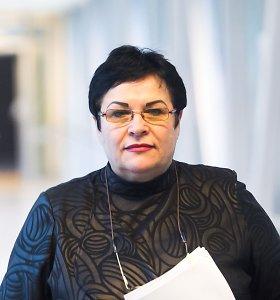 """Audronės Pitrėnienės portretas: """"Ministrė iš bėdos"""""""